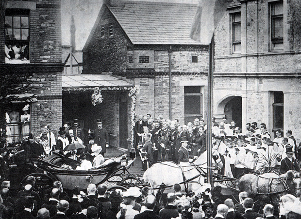 Picture of The Ceremonial opening of Queen Victoria Ward