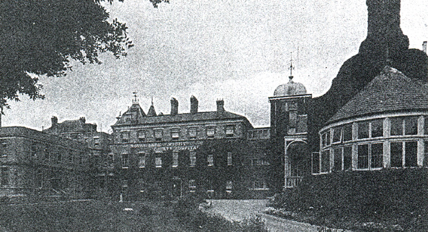 Picture of Royal Isle of Wight Counry Hospital