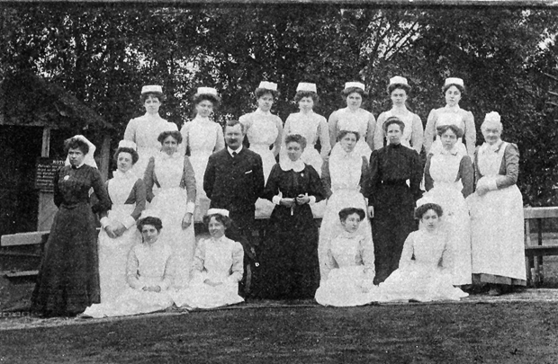 Picture of Medical staff at Royal Isle of Wight County Hospital