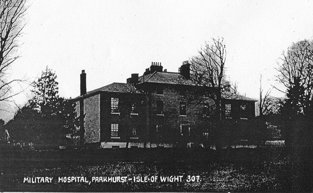 Picture of Military Hospital Parkhurst Barracks