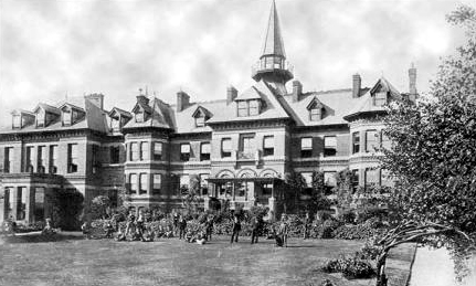 Picture of Hazelwood Auxiliary Hospital, Ryde