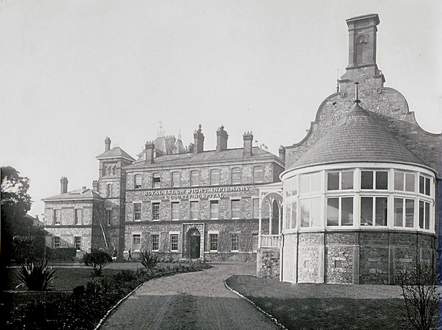 Royal Isle of Wight County Hospital