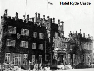 Picture of The Castle Auxiliary Hospital, Ryde