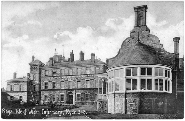 Picture of Royal Isle of Wight Infirmary and County Hospital